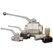 HighPressureBallValves